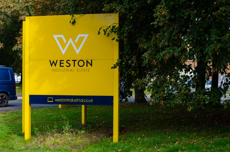 Weston Signage 2