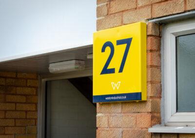 Weston Signage 30