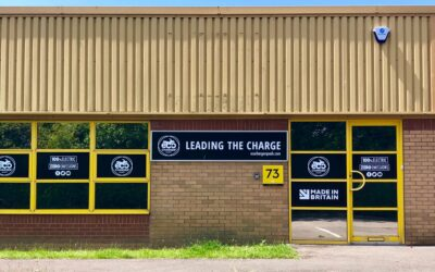Eco Charger – Expanding at Weston