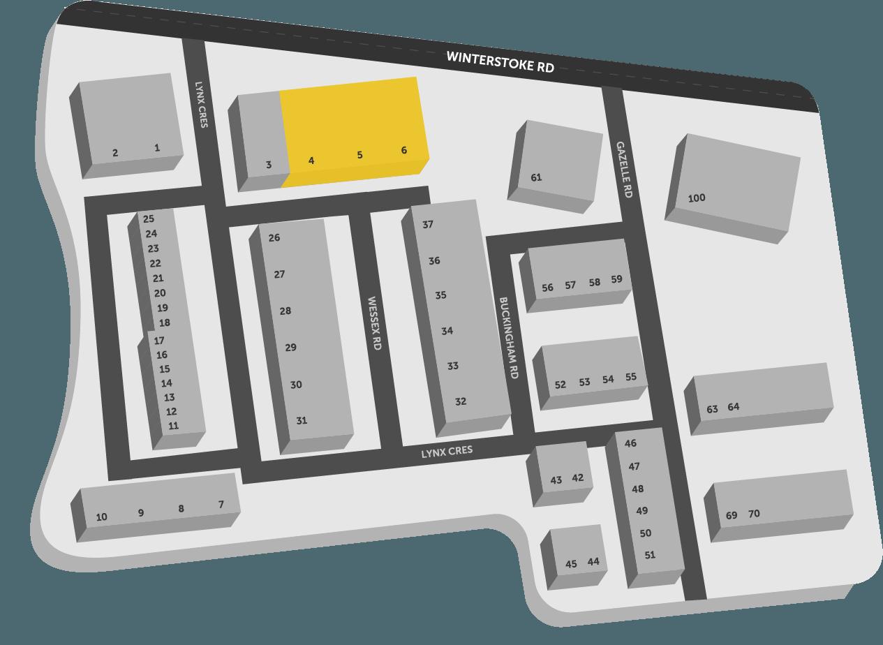Unit 3 6 site Map